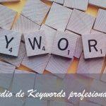 Recursos Para Hacer Un Estudio Semántico De Palabras Clave Profesional